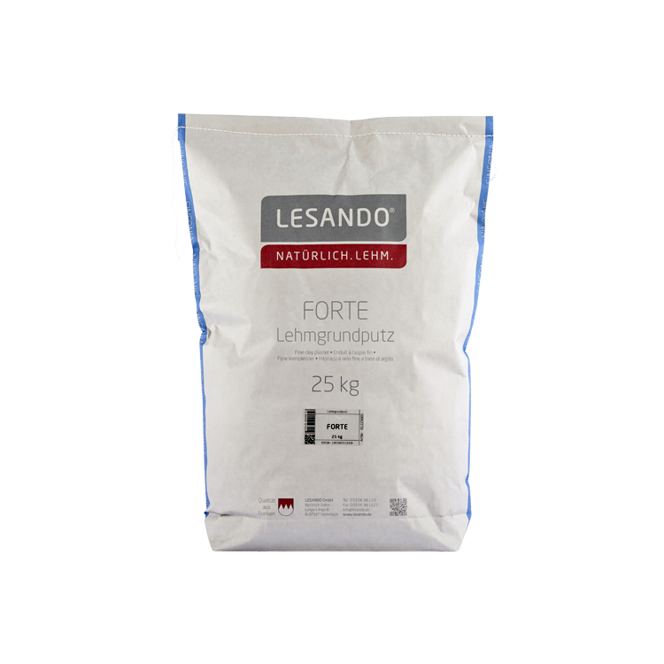 LESANDO FORTE Lehmgrundputz