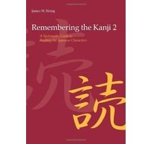 University of Hawai'i Press - REMEMBERING THE KANJI (2)