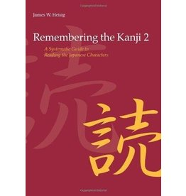 REMEMBERING THE KANJI (2)