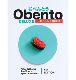 [NEW EDITION] OBENTO (DELUXE) STUDENT BOOK