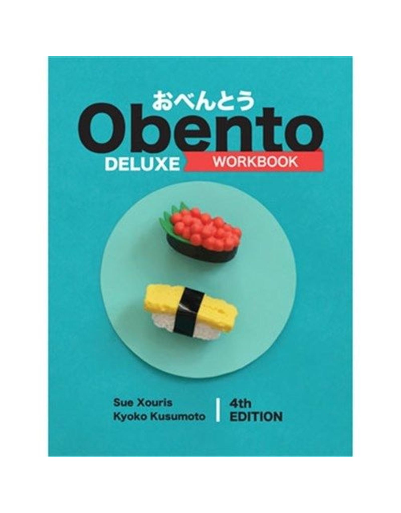 [NEW EDITION] OBENTO (DELUXE) WORKBOOK