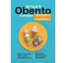 Nelson Pty Ltd - [NEW EDITION] OBENTO (SUPREME) TEACHER'S EDITION