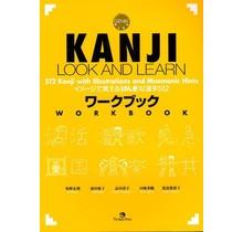 JAPAN TIMES - KANJI LOOK AND LEARN WORKBOOK