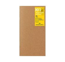 Traveler's Company 14245006 001. LINED REFILL MIDORI TRAVELER'S NOTEBOOK