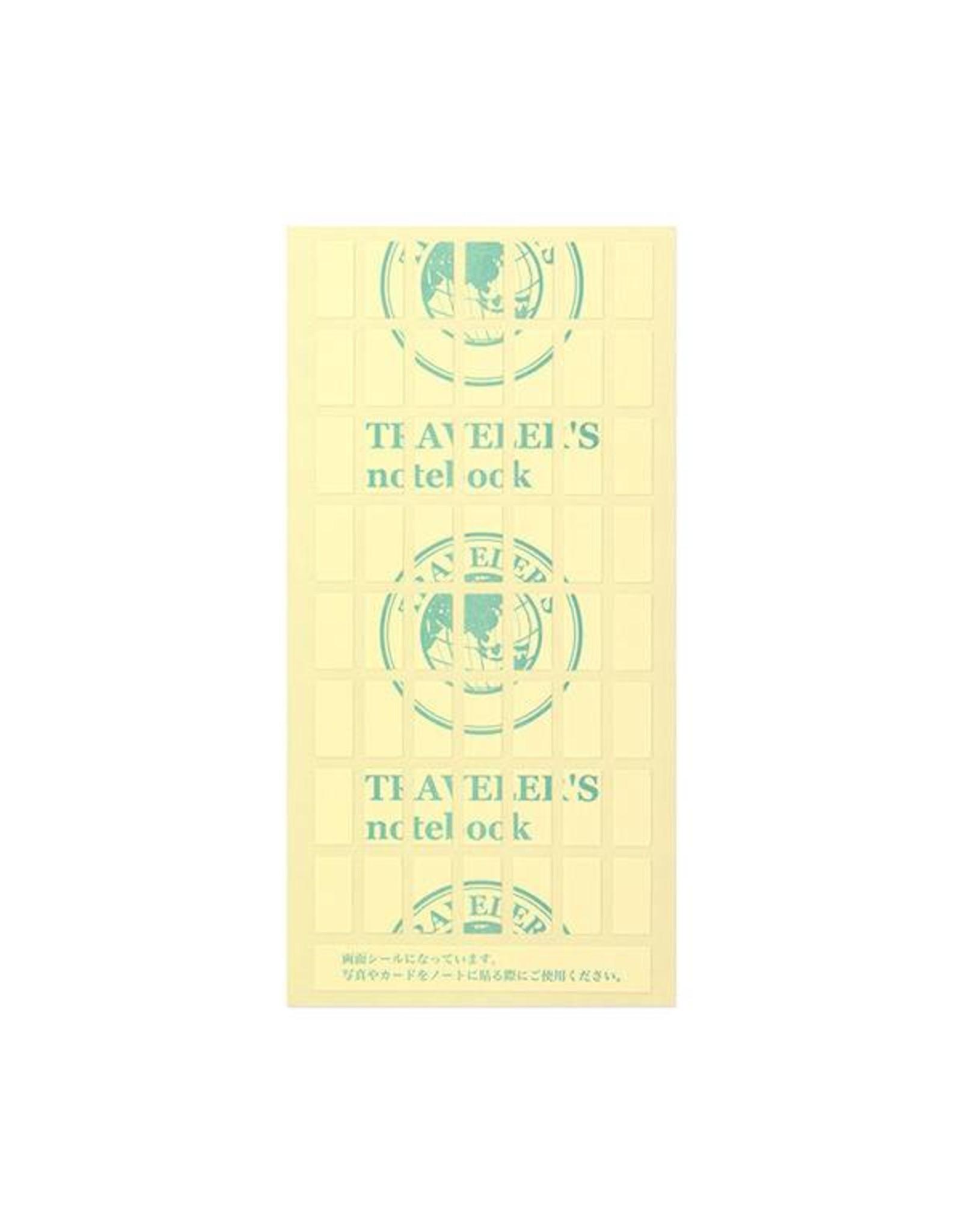 Traveler's Company 010. DOUBLE SIDED TAPE MIDORI TRAVELER'S NOTEBOOK