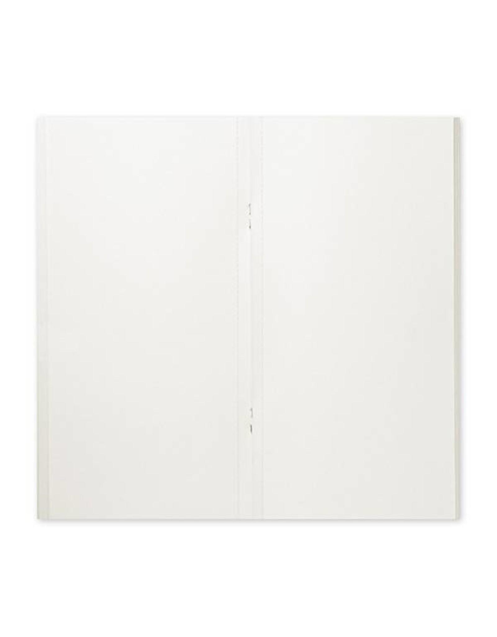 Traveler's Company 012. SKETCHING PAPER (48 PG) MIDORI TRAVELER'S NOTEBOOK