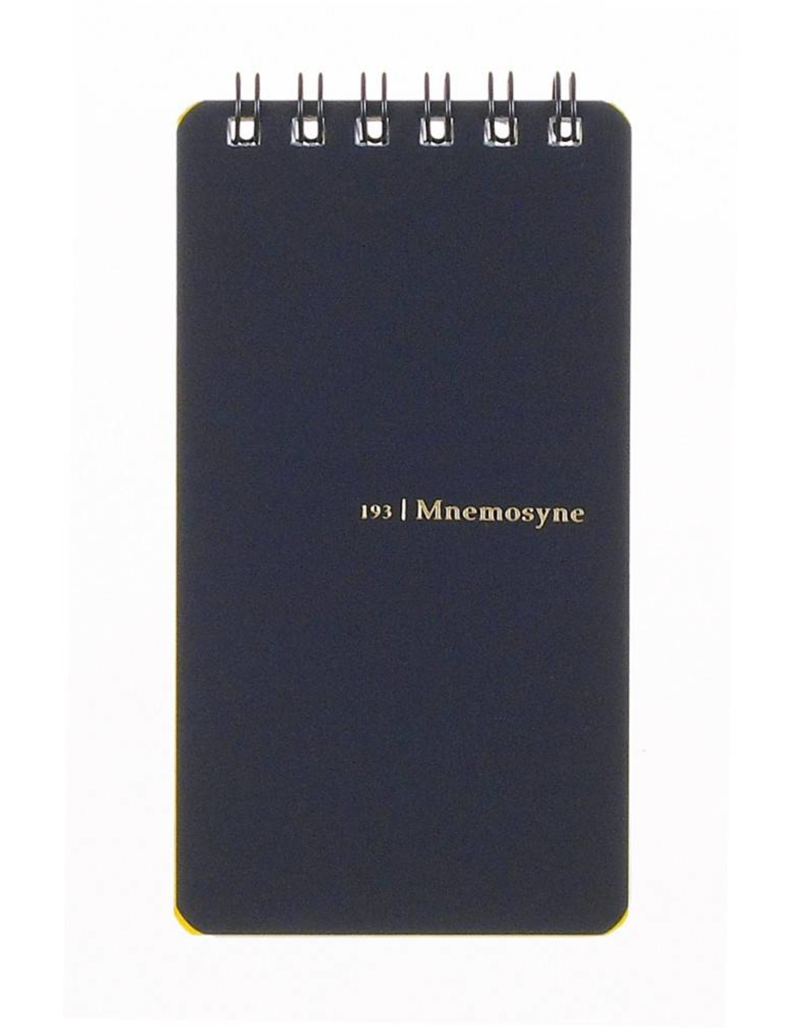 MARUMAN N193A MNEMOSYNE MEMO 5MM RULED A7 115X60MM