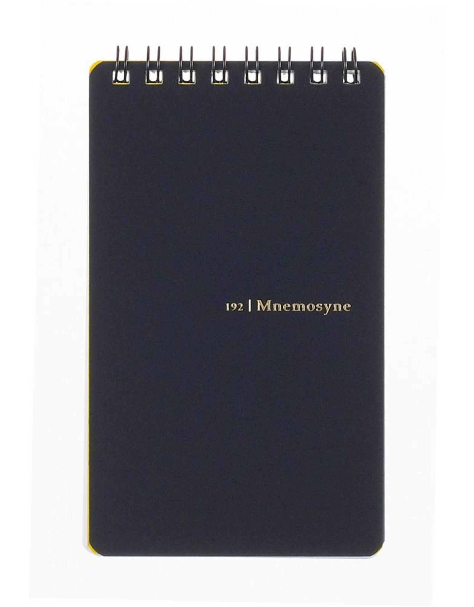 MARUMAN N192A MNEMOSYNE MEMO 5MM RULED B7 132X77MM