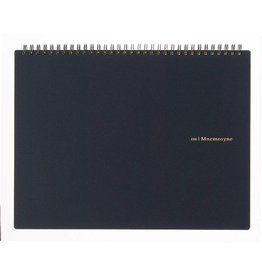 MARUMAN N180A MNEMOSYNE NOTEBOOK 5MM SQUARED A4