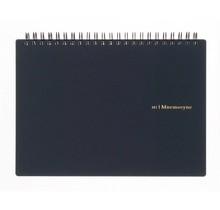 MARUMAN - N182A MNEMOSYNE NOTEBOOK 5MM SQUARED A5