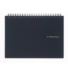 MARUMAN N182A MNEMOSYNE NOTEBOOK 5MM SQUARED A5
