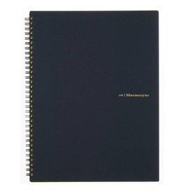 MARUMAN N199A MNEMOSYNE NOTEBOOK 7MM RULED A4