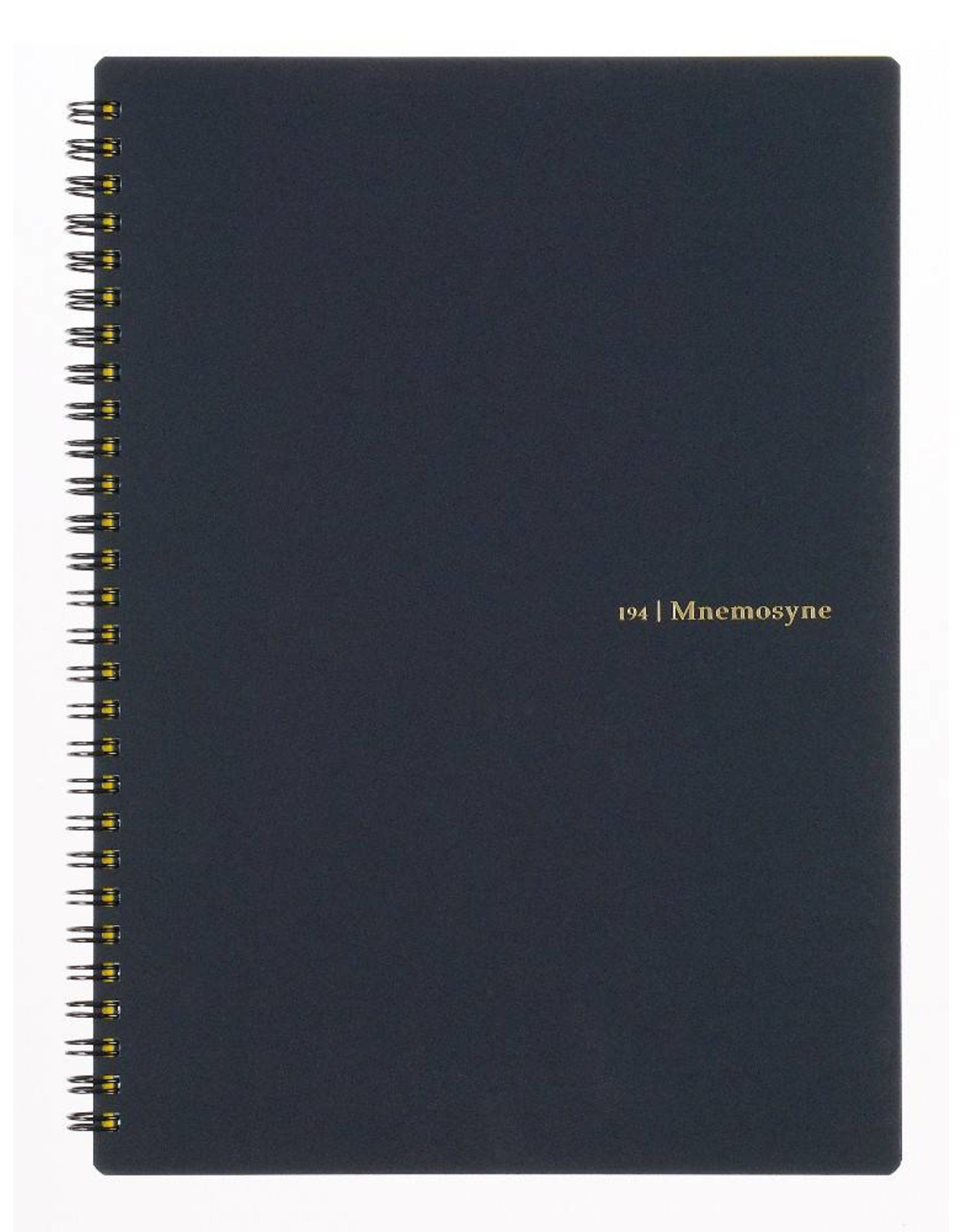 MARUMAN MNEMOSYNE NOTEBOOK 7MM RULED B5