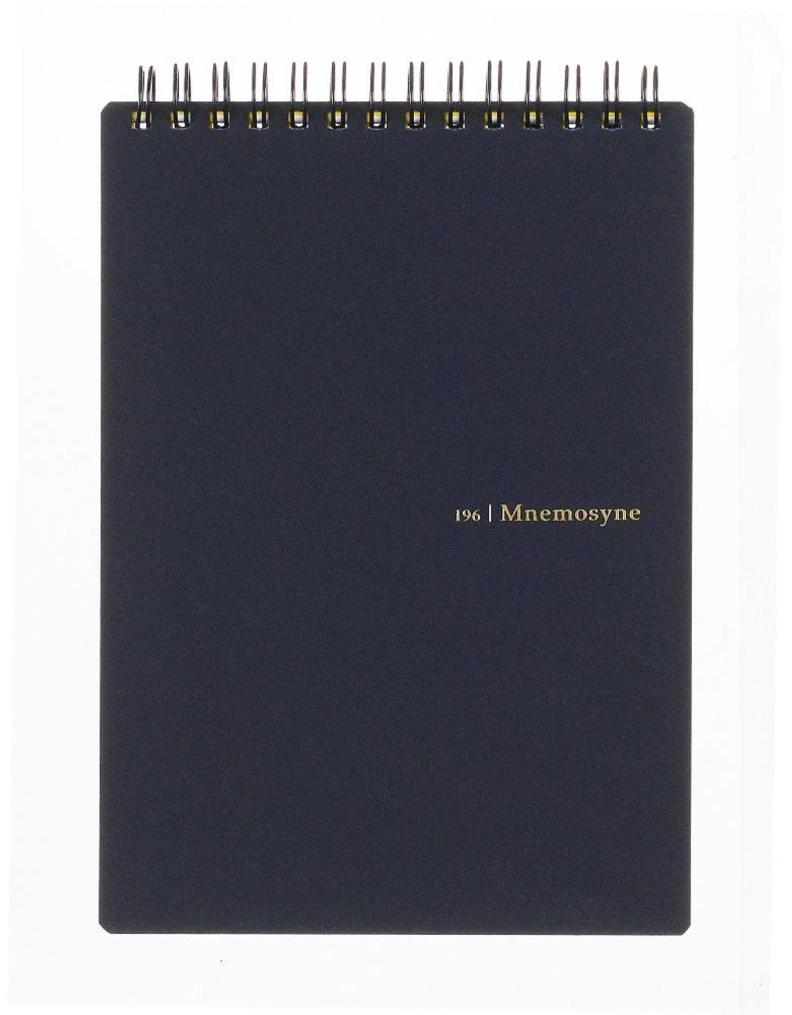 MARUMAN N196A MNEMOSYNE NOTEBOOK 7MM RULED B6