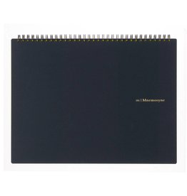 MARUMAN MNEMOSYNE NOTEBOOK PLAIN A4