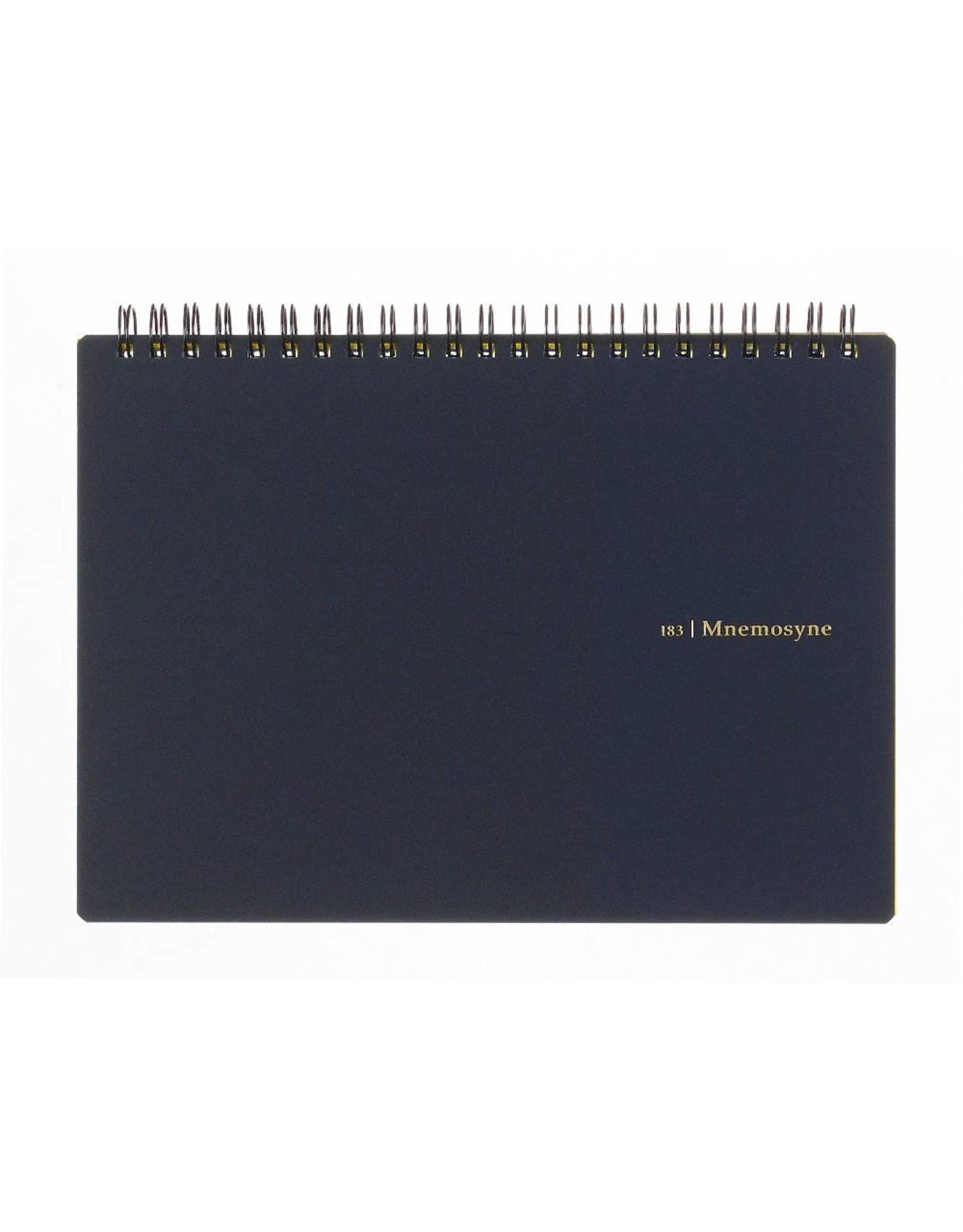 MARUMAN N183A MNEMOSYNE NOTEBOOK PLAIN A5