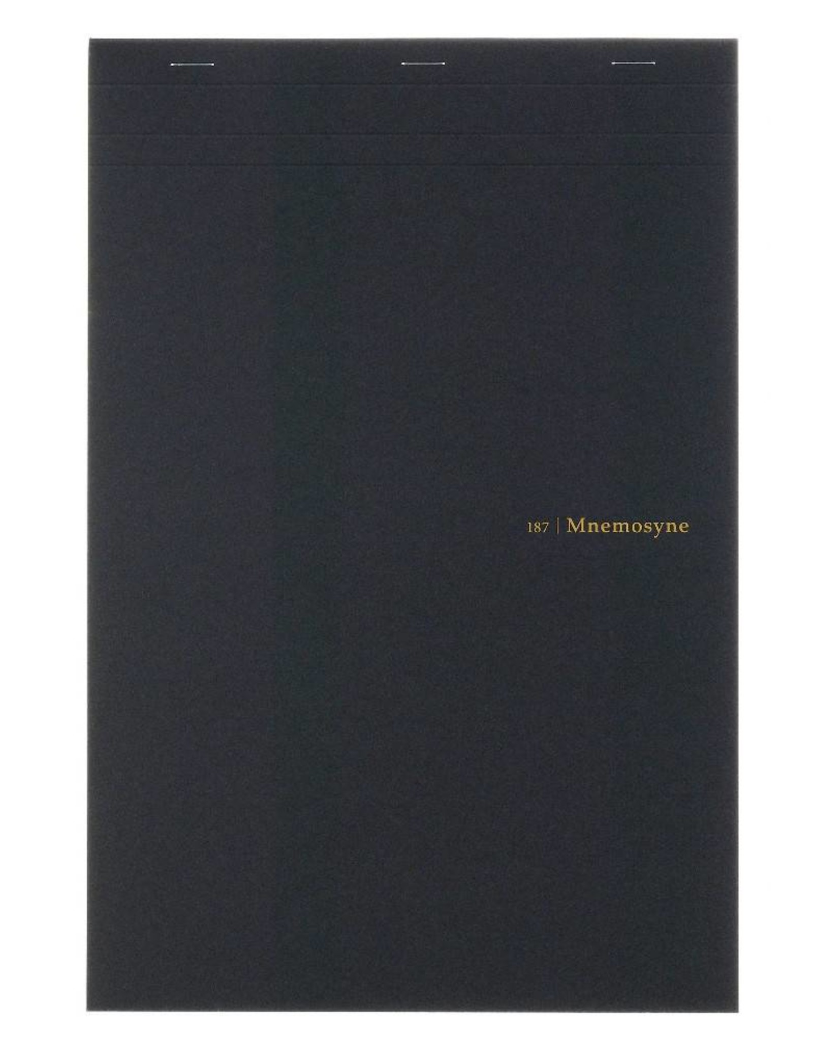 MARUMAN N187A MNEMOSYNE NOTEPAD 5MM SQUARED A4