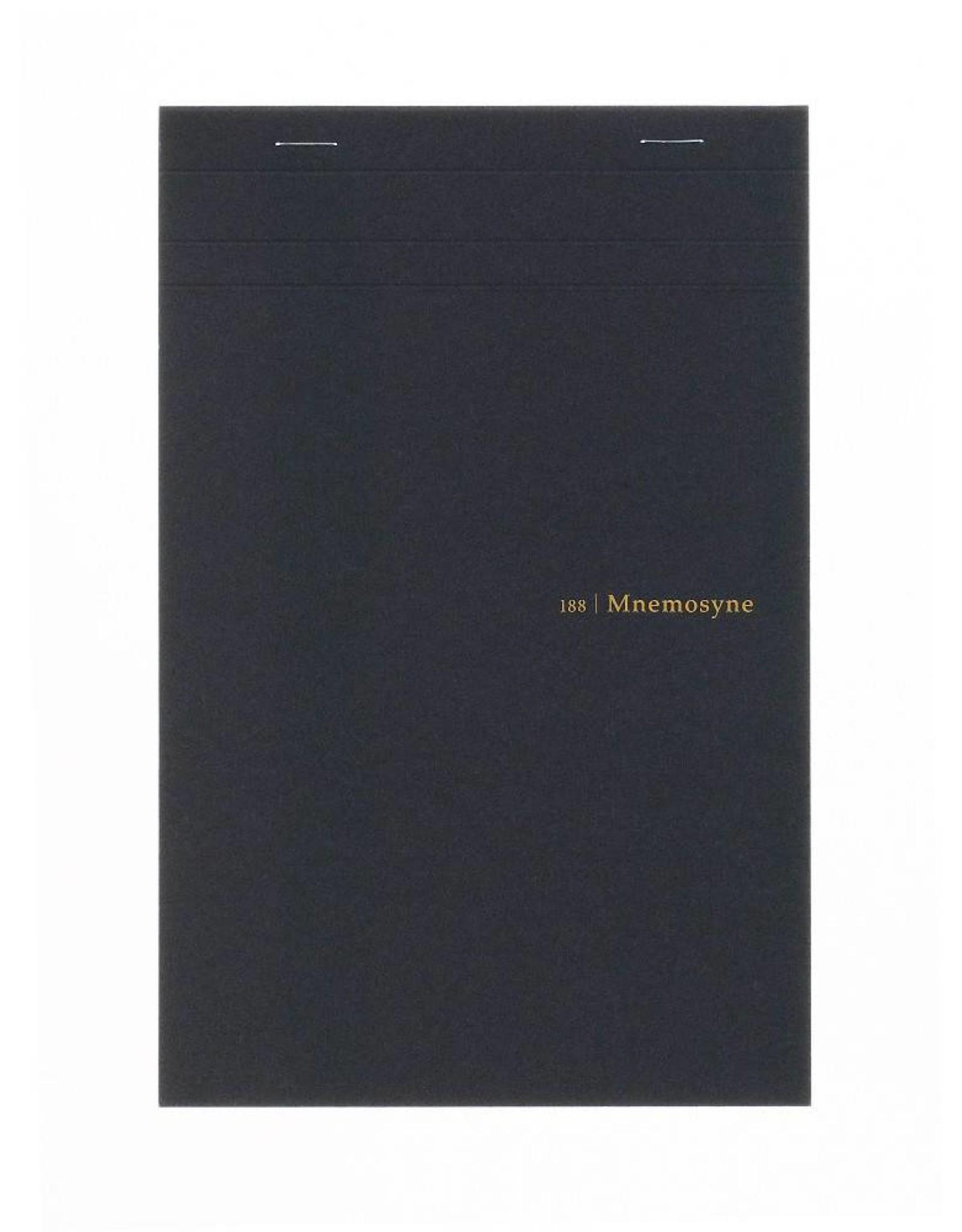 MARUMAN N188A MNEMOSYNE NOTEPAD 5MM SQUARED A5