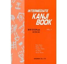 BONJINSHA - INTERMEDIATE KANJI BOOK KANJI 1000 PLUS VOL.1 (REV. 3RD VER.)
