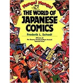 THE WORLD OF JAPANESE COMICS