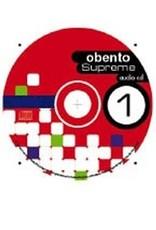 OBENTO SUPREME AUDIO CDS