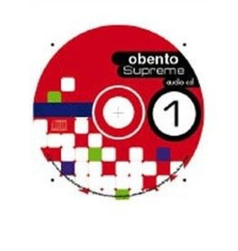 OBENTO SUPREME AUDIO CDS