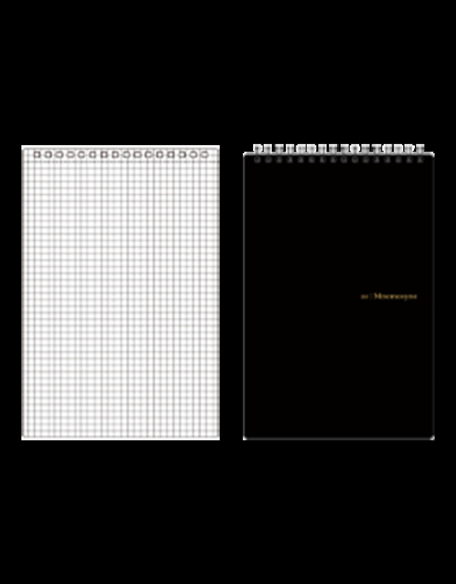 MARUMAN N165 MNEMOSYNE NOTEBOOK 5MM SQUARED A5 230X148MM