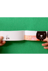 SEIGENSHA IN A KITTEN'S WAY OF GREETING (FLIP BOOK SERIES)
