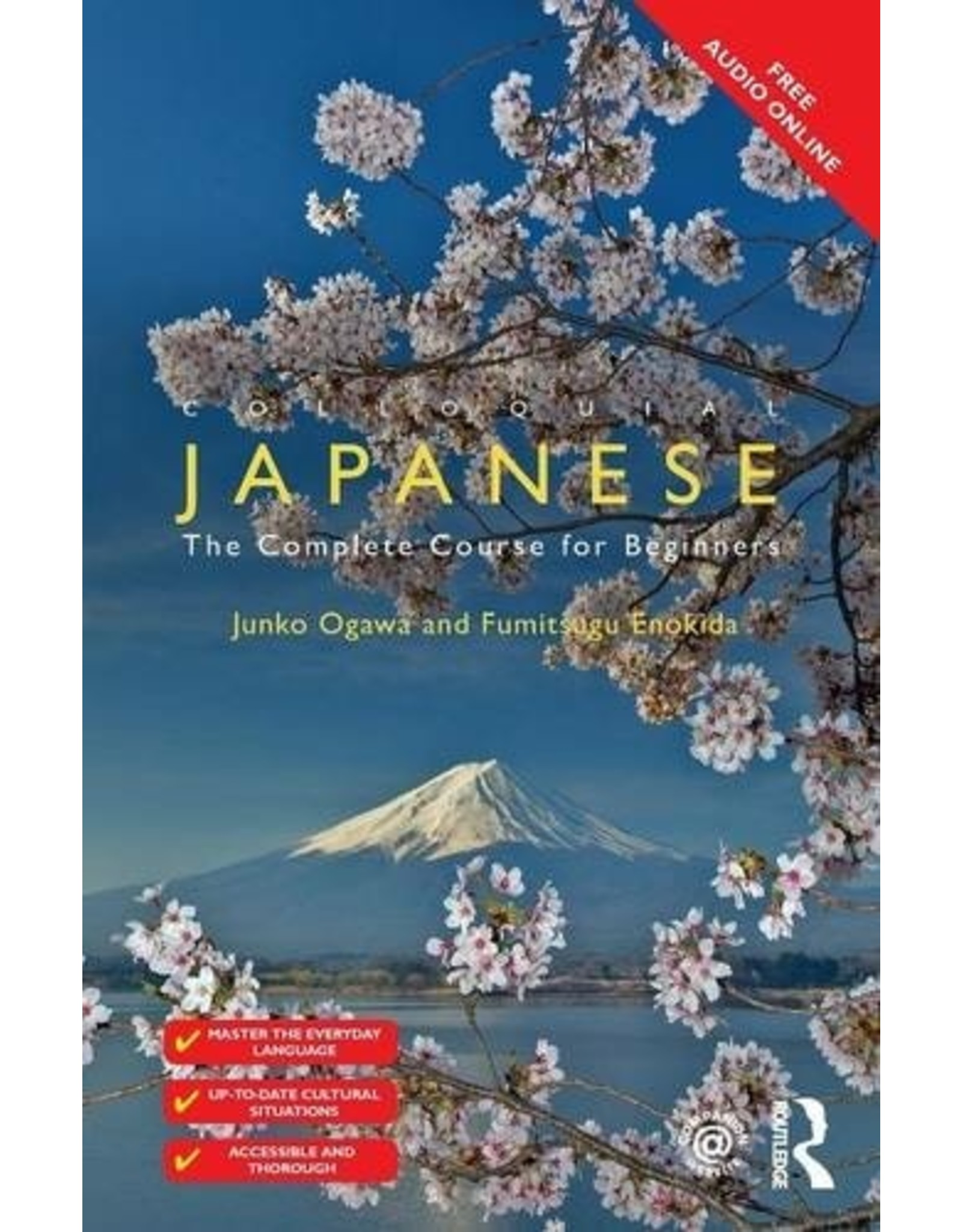Routledge COLLOQUIAL JAPANESE
