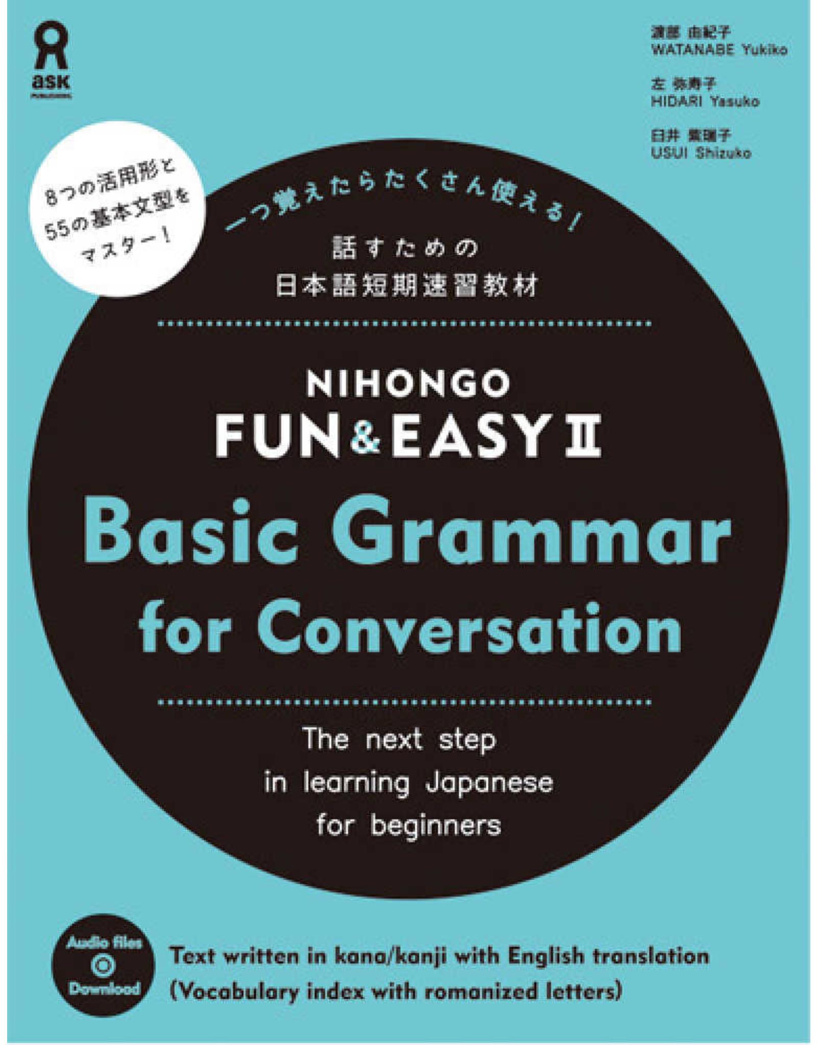 ASK NIHONGO FUN & EASY 2