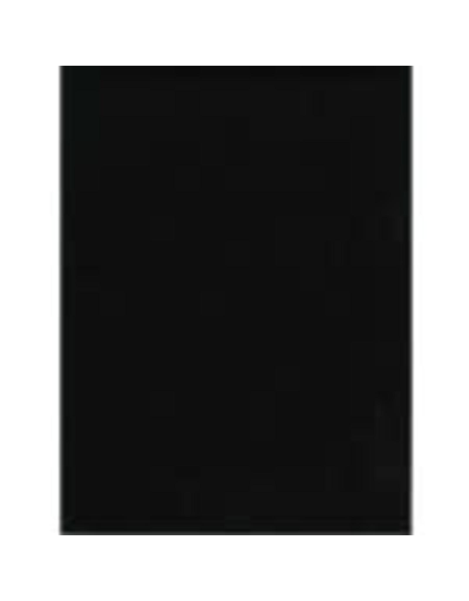 Kuretake Co., Ltd. DOUBLE SIDE NON-SLIP SHODO MAT BLACK CERICE PACK