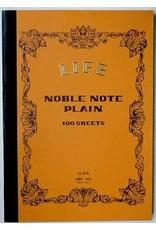 LIFE CO.,LTD. NOBLE NOTE A5 PLAIN