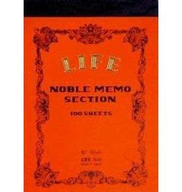 LIFE CO.,LTD. NOBLE MEMO GRID