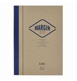 LIFE CO.,LTD. MARGIN NOTE A5 RULED