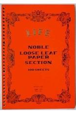 LIFE CO.,LTD. NOBLE LOOSE-LEAF A4 GRID