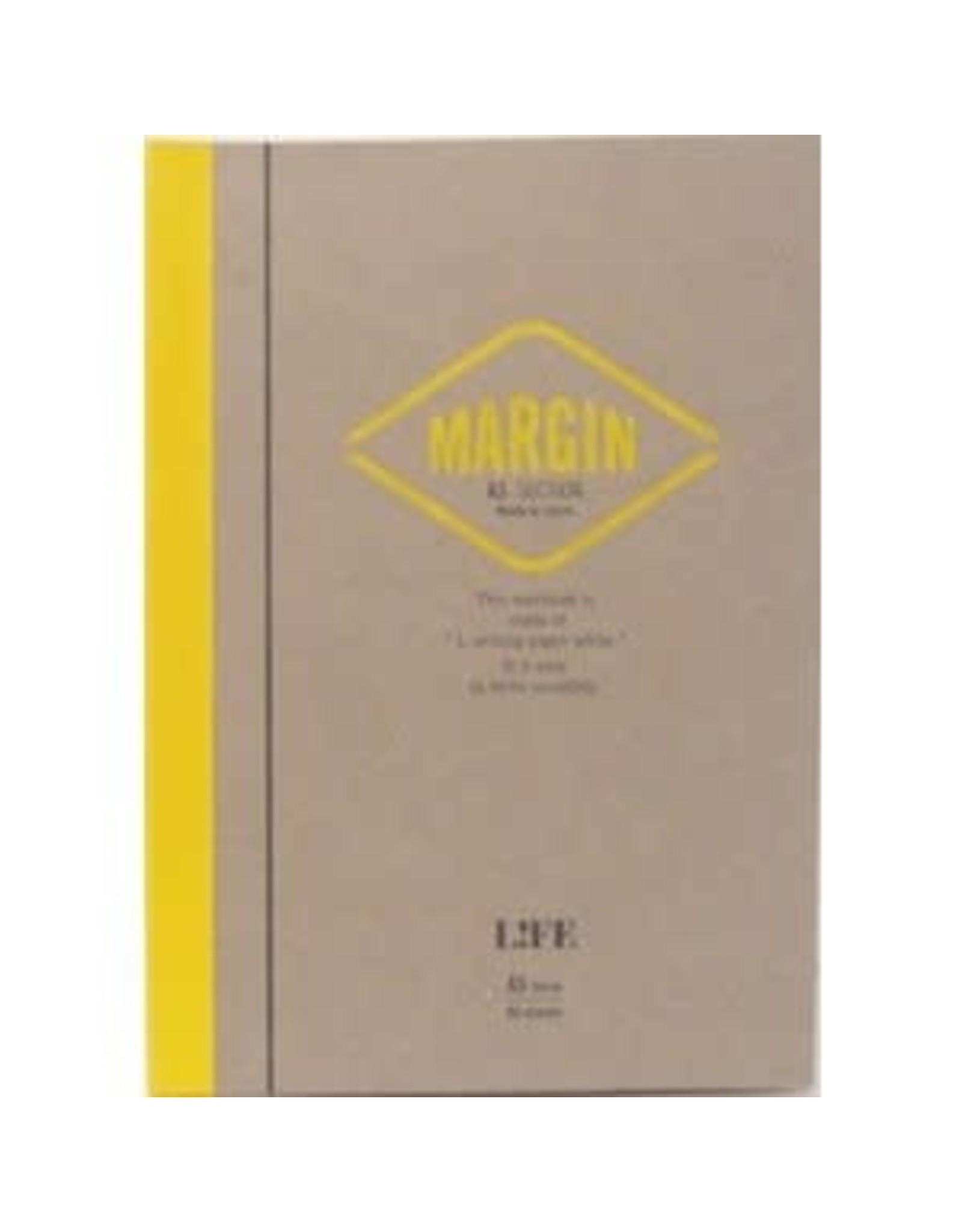 LIFE CO.,LTD. MARGIN NOTE A5 GRID