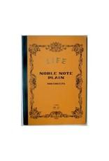 LIFE CO.,LTD. NOBLE NOTE A4 PLAIN