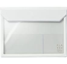 FLATTY A5 SIZE WHITE