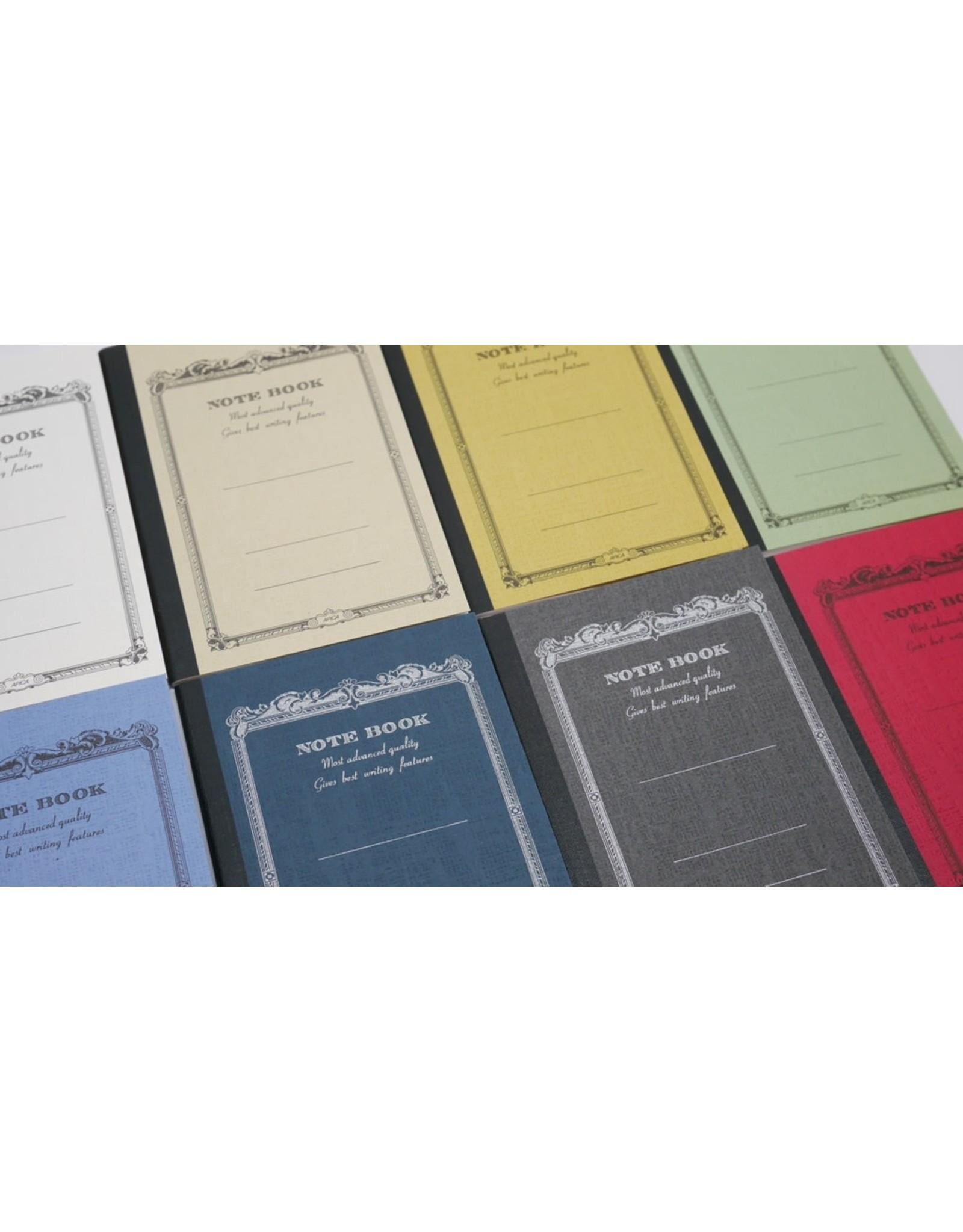 APICA Co., Ltd. C.D. NOTEBOOK A6