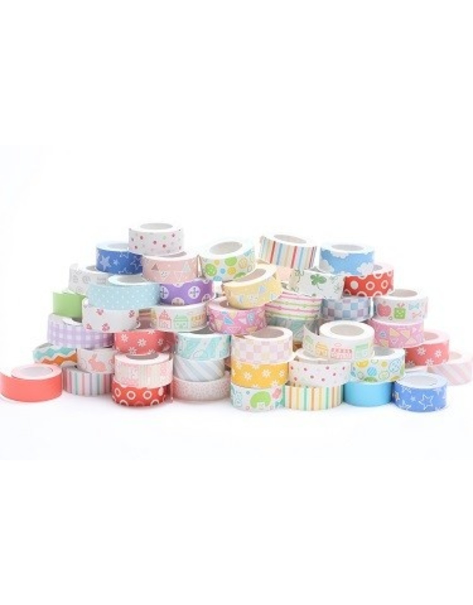 KING JIM CO., LTD. COHARU THERMAL PAPER MASKING TAPE for TEPRA LITE CANDY PINK