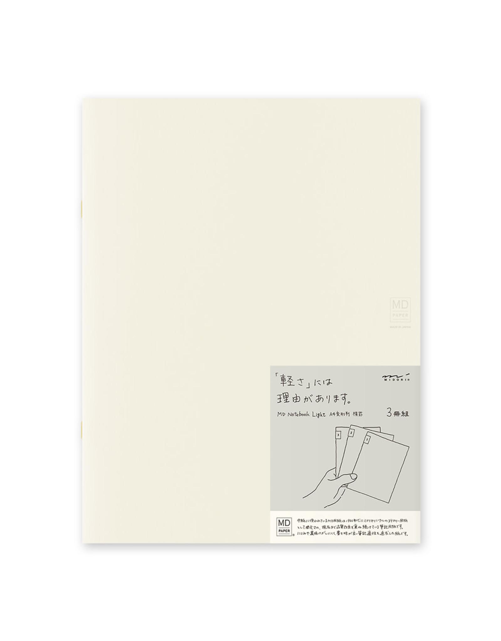 Designphil Inc. MD NOTEBOOK LIGHT A4 LINE
