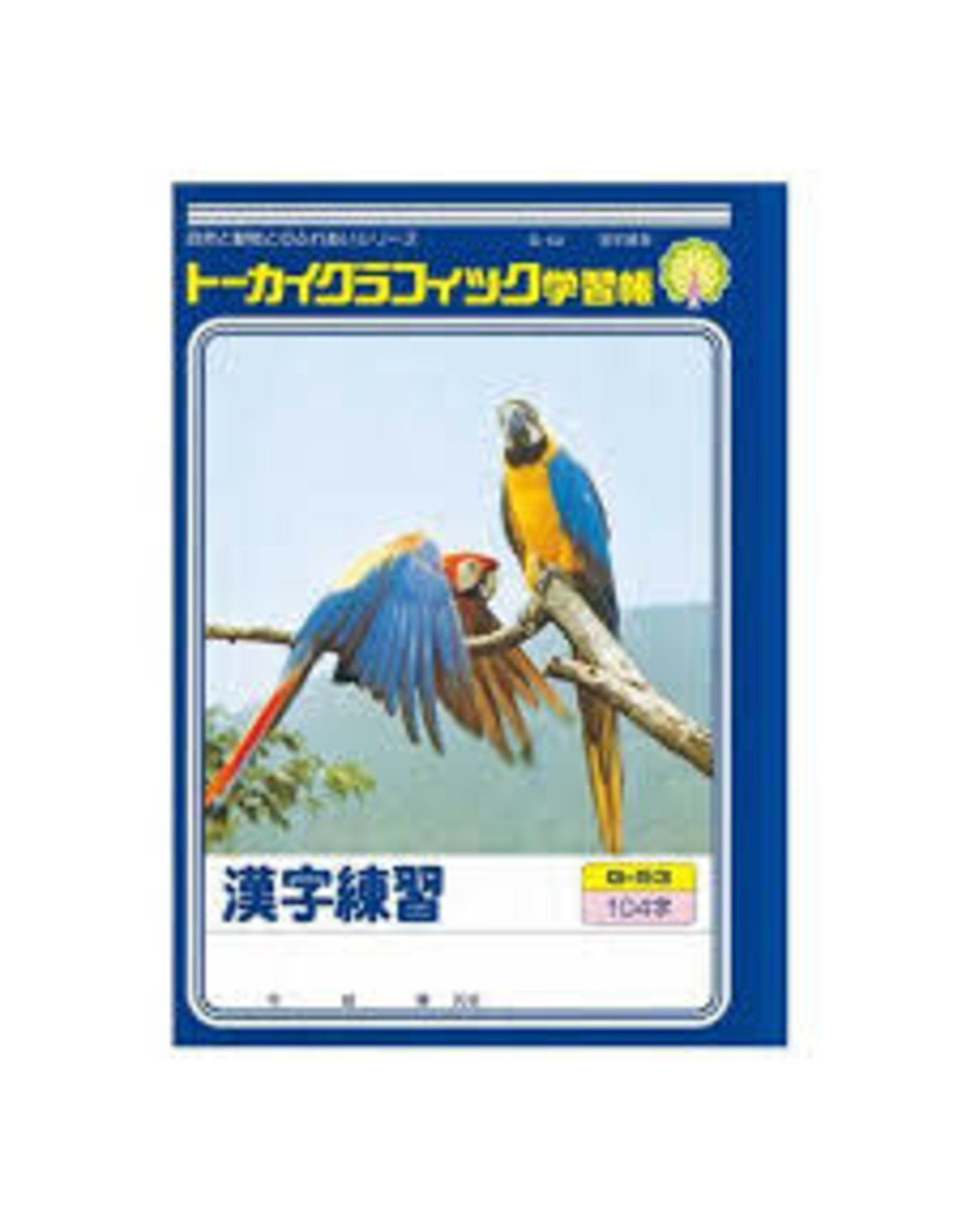 APICA Co., Ltd. APICA KANJI PRACTICE NOTEBOOK 104 WORDS