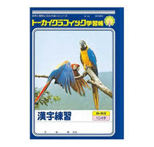 APICA Co., Ltd. G-53 APICA KANJI PRACTICE NOTEBOOK 104 WORDS