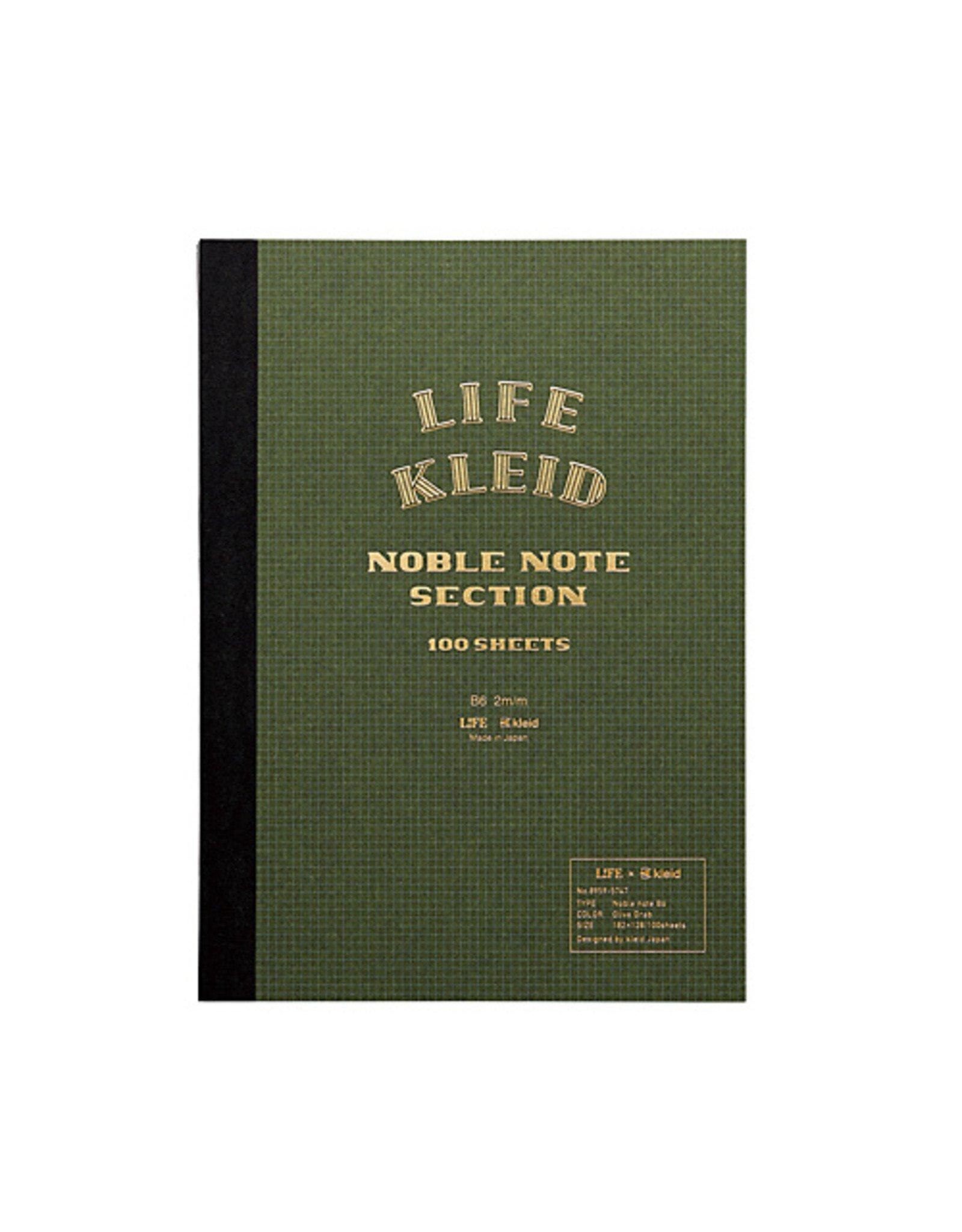 KLEID LIFE x KLEID NOBLE NOTE