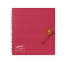 KLEID 8956 STRING-TIE NOTEBOOK 02