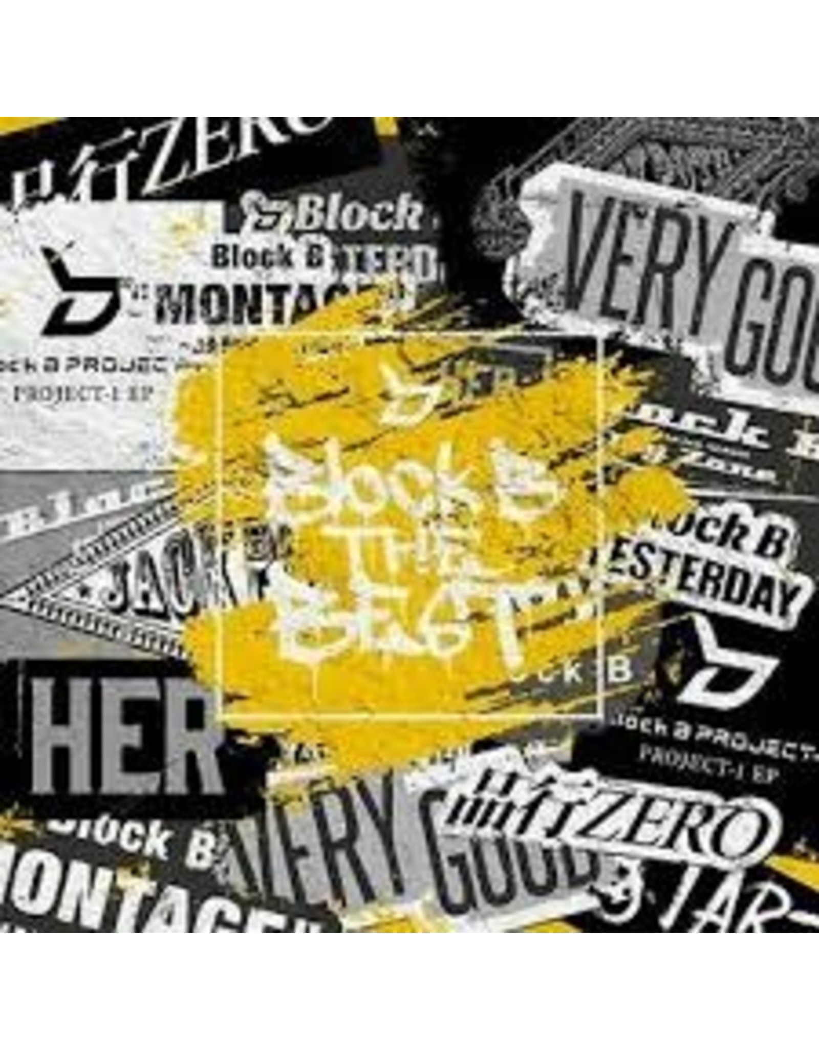 BLOCK B THE BEAT