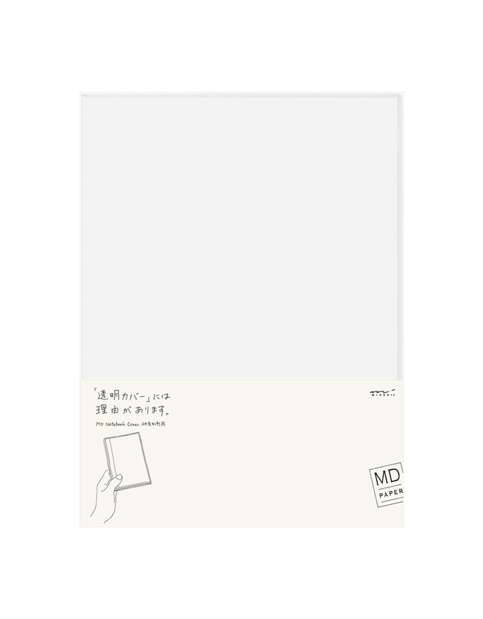 Designphil Inc. MD NOTEBOOK COVER [VINYL]