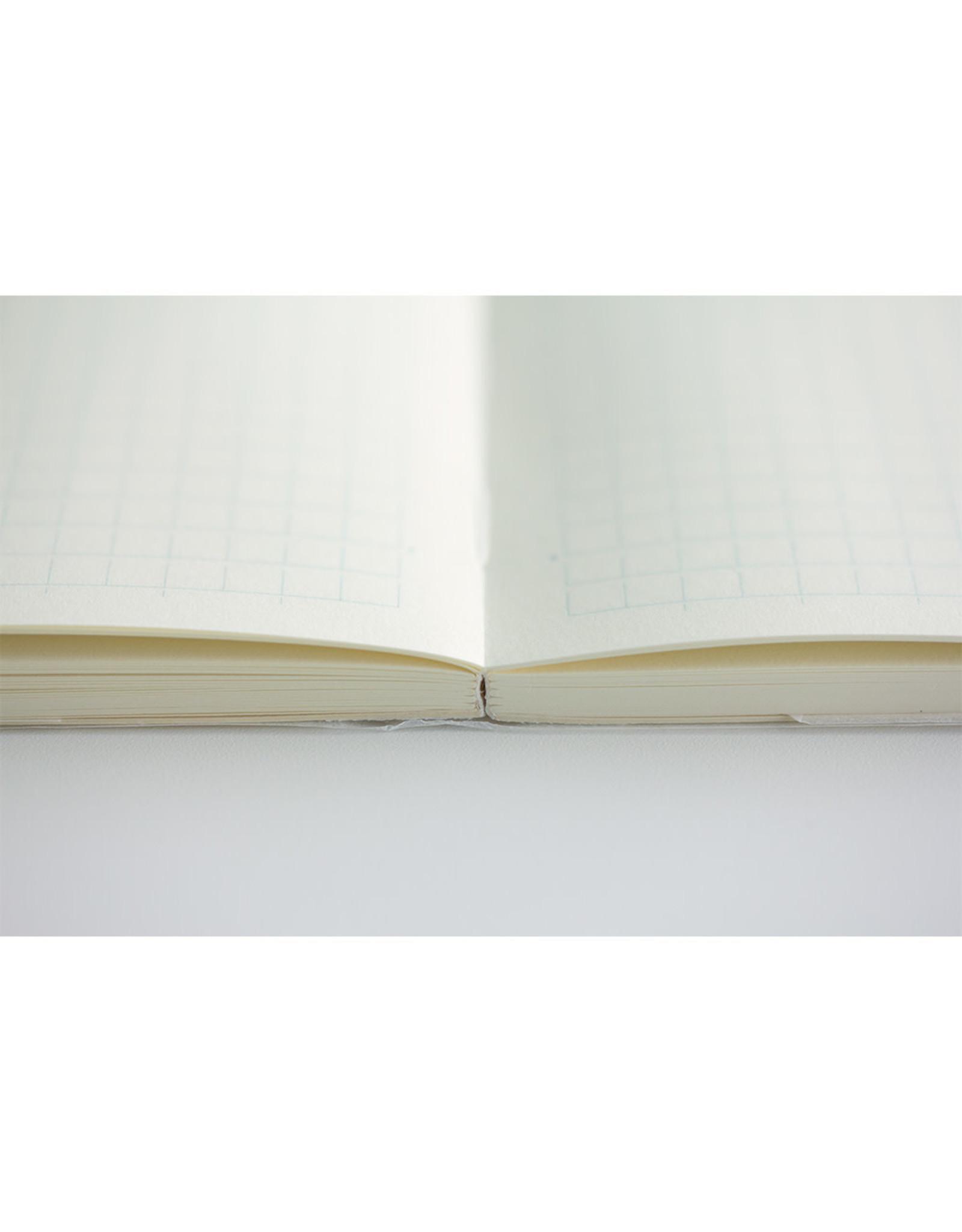 Designphil Inc. MD NOTEBOOK B6 SLIM GRIDDED