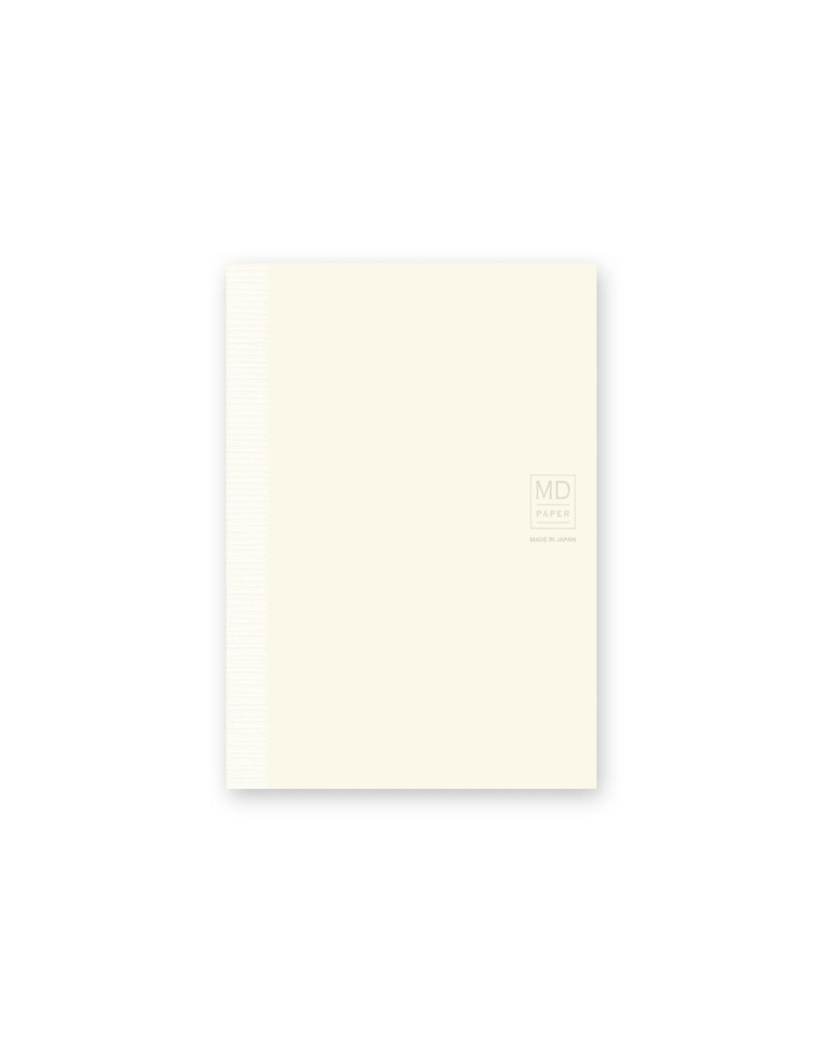 Designphil Inc. MD NOTEBOOK A6 BLANK ENGLISH CAPTION