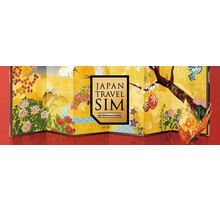IIJ - JAPAN TRAVEL SIM CARD